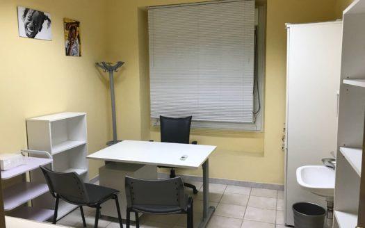 stanza studio professionale - medico