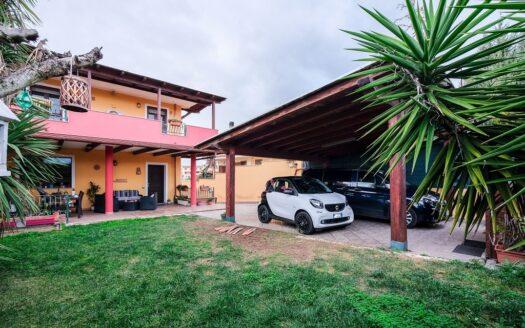 ventita-villetta con giardino-Sestu-villaggio ateneo-agenzia immobiliare-Cosmopolitan Centro Servizi Immobiliari